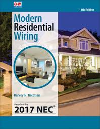 modern residential wiring 11th edition