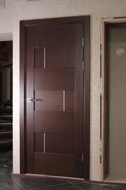 interior door designs for homes grove wood door with stainless steel design jpg adorable
