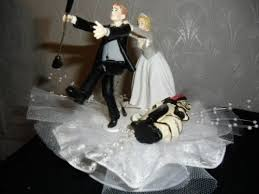 wedding cake toppers theme 162 best wedding sports golf theme images on golf