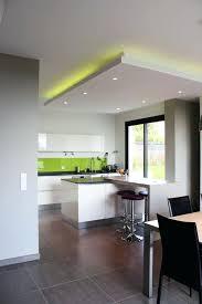 faux plafond cuisine design eclairage plafond cuisine acquipac de mat et spots faux newsindo co