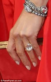 18 carat diamond ring how does s ring measure up in mega