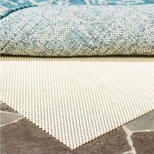 Anti Slip Rug Pad Rug Padding U0026 Grippers Rugs The Home Depot