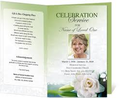 Unique Funeral Programs 30 Best Top Funeral Program Template Designs Images On Pinterest