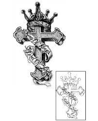 tattoo johnny flash book cross tattoo design haf 00014 tattoojohnny com