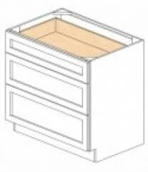 36 base kitchen cabinet with 3 drawers white kitchen white chocolate base cabinetry