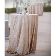 blush sequin table cloth simply style co