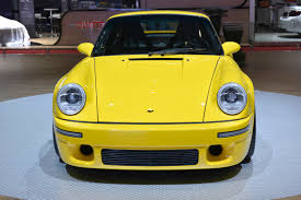 ruf porsche 911 this 225 mph custom ride is not actually a classic porsche 911 maxim