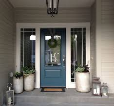 image result for blue gray paint colors exterior modern house