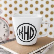 Awesome Coffee Mugs Monogrammed Coffee Mugs And Gifts Creative House Blog