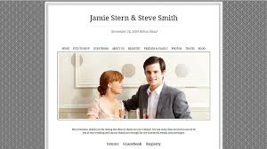 wedding site how to create an inexpensive wedding website