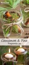 cinnamon and pine fragrance jar recipe potpourri centerpieces