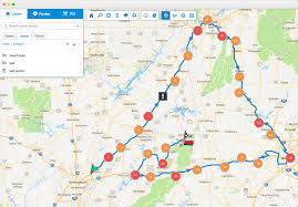 Zip Code Map Charlotte Nc Geo Productivity Software For Salesforce And Servicenow