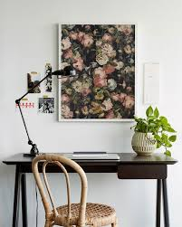 Affordable Temporary Wallpaper How To Frame Wallpaper As Artwork