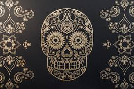 anatomy gallery store day of the dead sugar skull