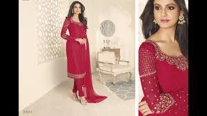 buy online designer dresses zahara dyed surat textile bazaar