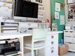 Desk Decorating Office 42 Furniture Bookshelf Offices Design Decoration Ideas
