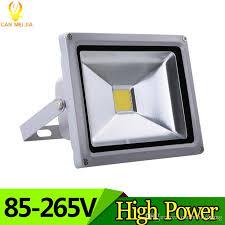 Outdoor Flood Light Fixtures Waterproof 20w 30w 50w 100w Led Floodlights Ip65 Waterproof Landscape L