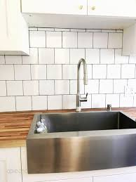 ikea kitchen sink cabinet installation design install your ikea kitchen an ultimate guide