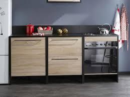 meuble bas pour cuisine meuble cuisine encastrable meuble bas pour four