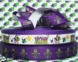 mardi gras jester ribbon dog mardi gras ribbon etsy