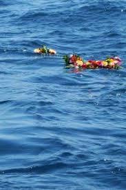 scattering ashes at sea burial at sea newport