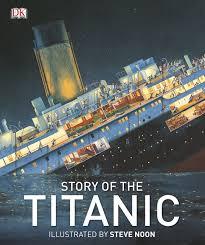 8 children u0027s books about the titanic disaster stephen davies