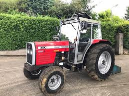 massey ferguson 390 year of manufacture 1994 tractors id