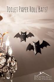 Halloween Crafts For Kindergarten Party by Best 25 Toilet Paper Roll Bat Ideas Only On Pinterest Halloween
