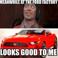 Looks Good To Me Meme - what do you guys think about the new mustang meme by machotaco45