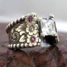 western wedding rings best 25 western rings ideas on western wedding rings