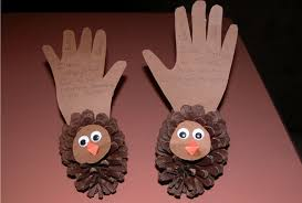 thanksgiving crafts that keep busy