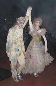 Realistic Scary Halloween Costumes Ghost Couple Jpg 350 527 Halloween Costumes