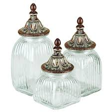 clear glass kitchen canister sets 107 best kitchen storage jars kitchen canister sets images on