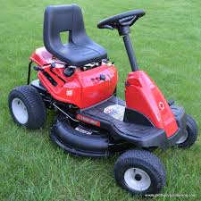 product review troy bilt neighborhood riding mower