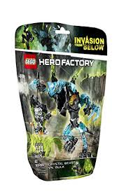 amazon black friday lego sales lego hero factory crystal beast vs bulk 44026 building set lego