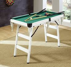 4ft pool table folding home styles the junior pro 4ft pool table 5942 98