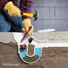Water Not Draining From Bathtub How To Unclog A Drain The Family Handyman Bathtub Clogged Pmcshop