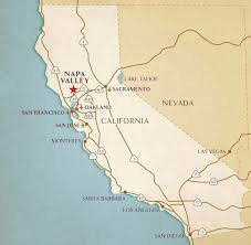 san jose map in usa airports near napa valley transportation flight information