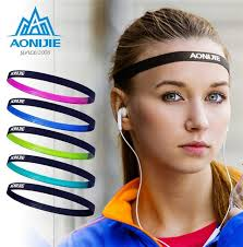 sports headband aonijie men women sports 1 pc hair bands sports headband anti slip