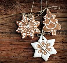 gingerbread ornaments rainforest islands ferry