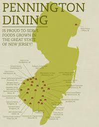 State Of New Jersey Map by Sodexo At The College Of New Jersey U2014 Taylor Huizenga