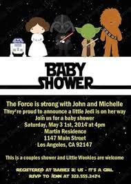 wars baby shower ideas wars baby shower invitations wars baby shower