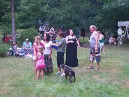 Kids Playing Backyard Football Our Fun Feline Fae Tea Party Starcat U0027s Corner