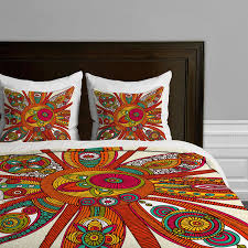 Where To Buy Cheap Duvet Covers Amazon Com Deny Designs Valentina Ramos Aaron Duvet Cover King