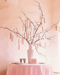 Wedding Trees Twigs And Branches Wedding Ideas Martha Stewart Weddings