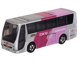 Tomy Tomica Mitsubishi Fuso Bus Tokyu Bus Airport Connection Bus
