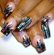 compelling easy prom nail art designs pertaining to new nail