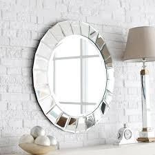 Wall Mirrors Winzlee Round Venetian Wall Mirror 35 5w X 35 5h In Hayneedle