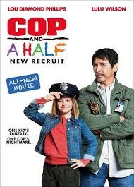 cop and a half new recruit dvd enhanced widescreen for 16x9 tv