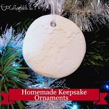 christmas decorations to make at home for free homemade keepsake ornaments coffee with us 3